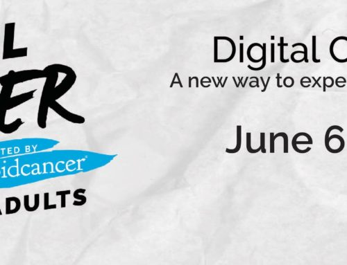 Digital CancerCon for Young Adults 2020