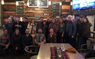 Alpine Loop Gran Fondo volunteer party 2018